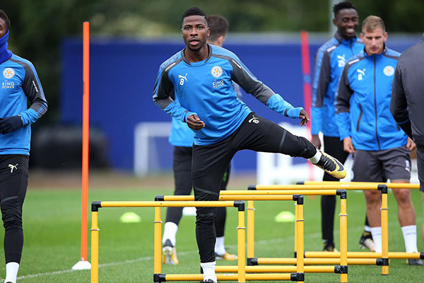 Iheanacho: Race For World Cup Ticket Not Over, I'm Happy At Leicester