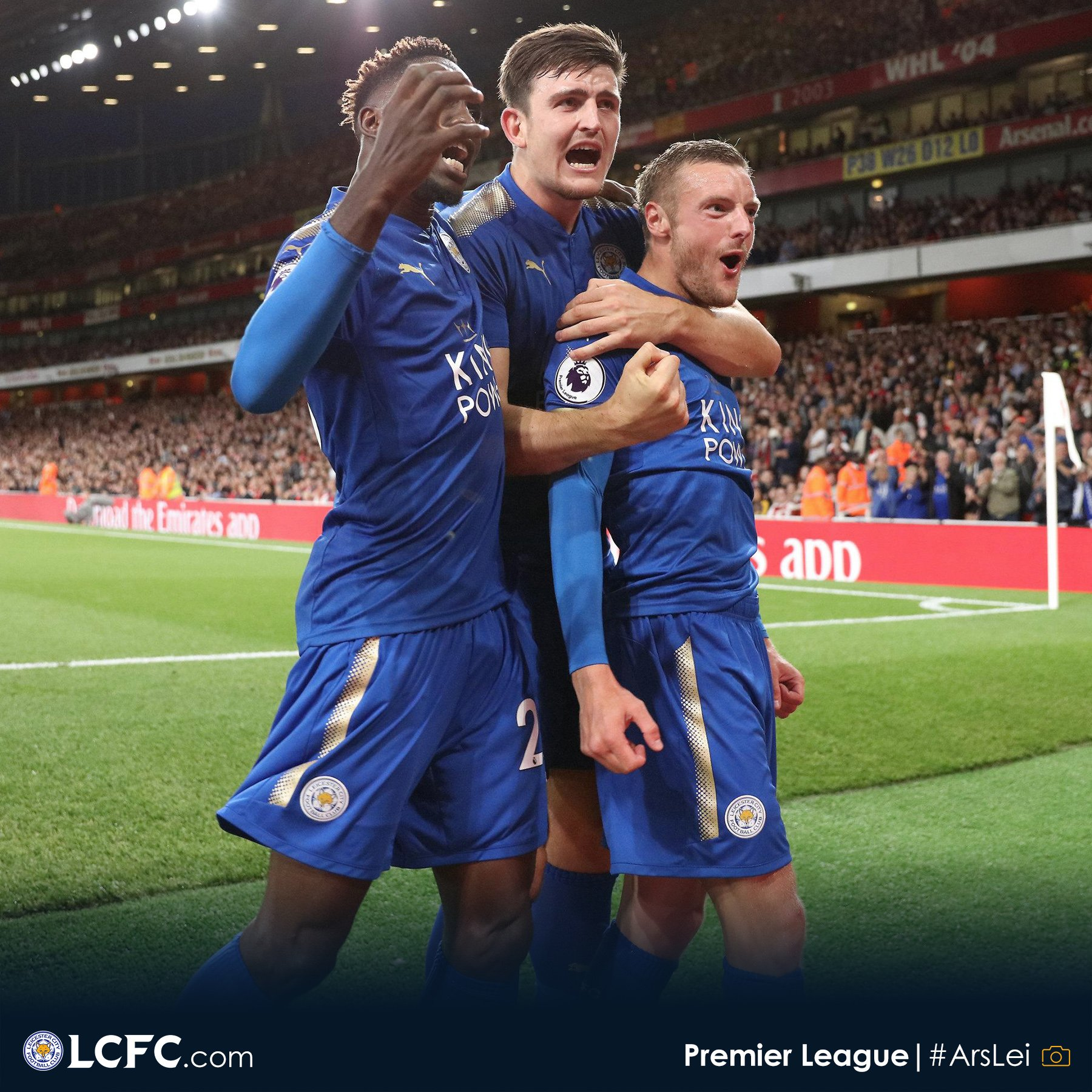 YES WE CAN! Ndidi Upbeat After Leicester's 'Great Fight' Vs Arsenal