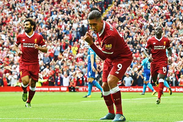 Liverpool Hammer Poor Arsenal As Burnley Hold Spurs