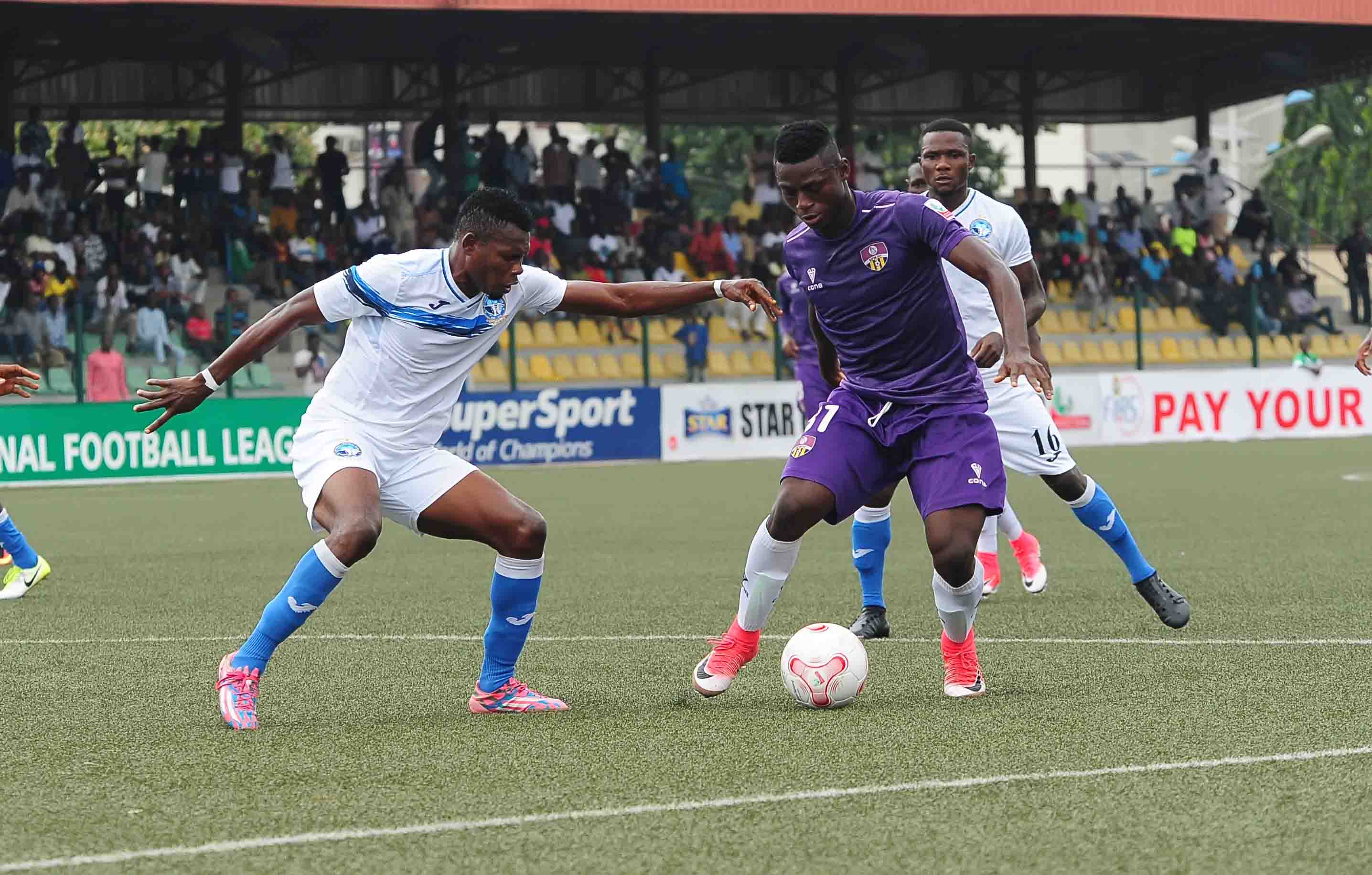Odey: MFM's Draw With Enyimba Not Bad Result