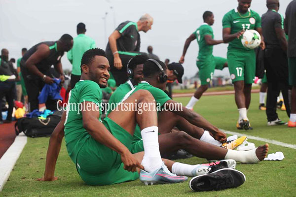 Mikel Set To Dazzle With New Green Boots Against Cameroon