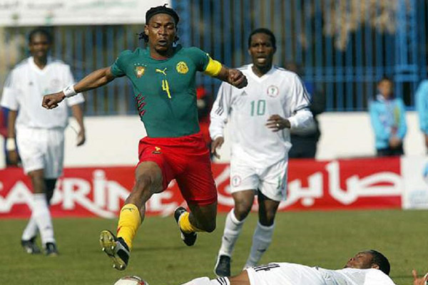 NIGERIA VS CAMEROON: 8 Memorable Battles Between The Eagles And The Lions