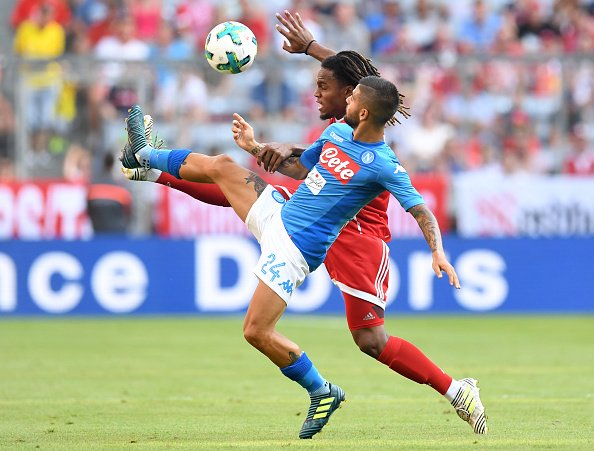 Audi Cup: Napoli Stun Bayern To Finish Third