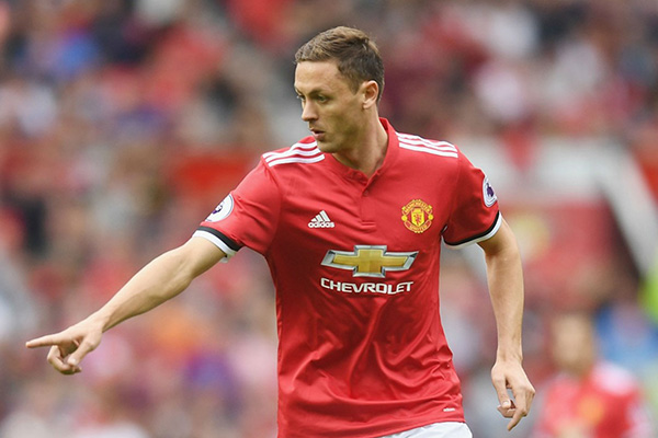 Matic: Only Two, Three Clubs Similar To Man United In Size