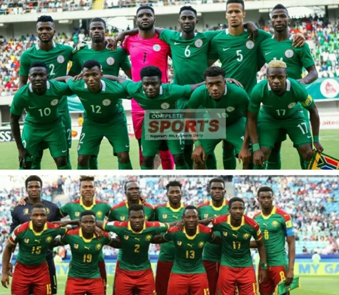 Egyptian, Gambian Referees To Handle Nigeria Vs Cameroon World Cup Qualifiers