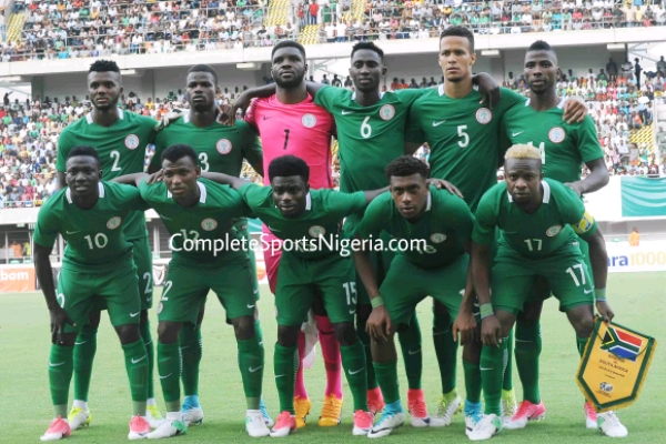 NIGERIA VS CAMEROON: Rohr And His Super Eagles Selection Dilemma