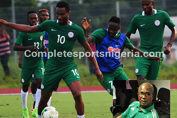 Nwosu Recalls Past Clashes With Cameroon, Insists Current Indomitable Lions Not Special