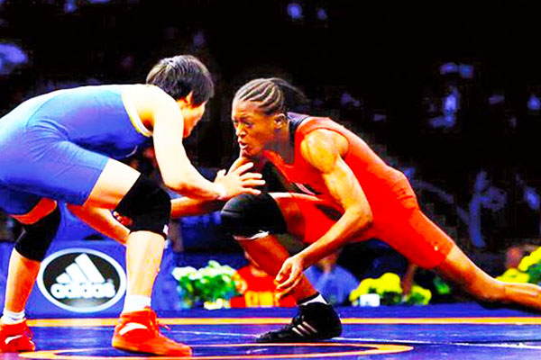 Nigeria's Adekuoroye Misses Out On World Wrestling Tourney Gold