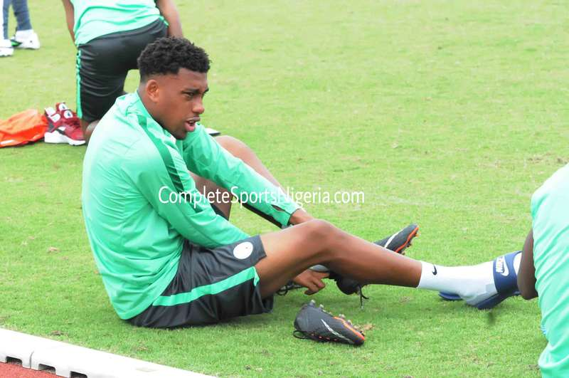 Iwobi Injured, Ruled Out Of Nigeria Vs Cameroon Clashes