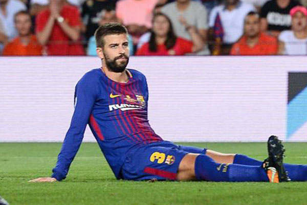 Pique: For The First Time I Feel Inferior To Real Madrid With Barca