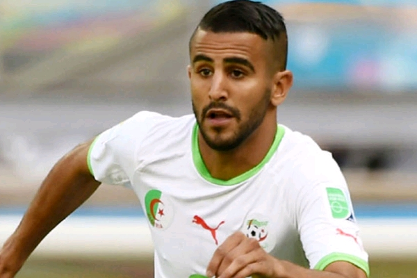 Algerian FA Releases Barca, Arsenal Target Mahrez To Sort Out Transfer Deal