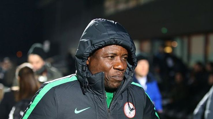 NFF: Salisu, Not Rohr In Charge Of CHAN Super ‎Eagles, Team Won't Underrate Benin
