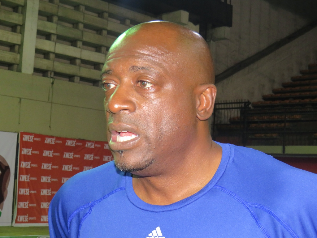 Vincent: I Know African Basketball And Basketballers Well,  D'Tigress Can Win 2017 Afrobasket