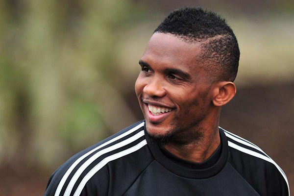 Eto'O Storms Yaounde To Inspire Lions Vs Eagles, Mediate In FECAFOOT Row