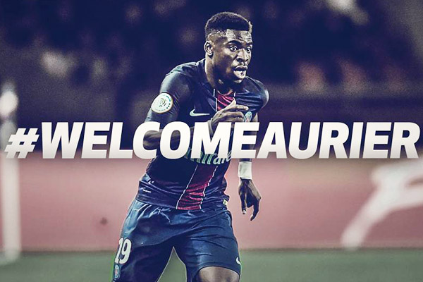 Tottenham Sign £23m Cote d'Ivoire Defender Aurier From PSG