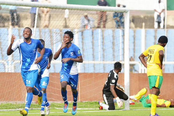 Amoo: 3SC Never Gave Up Vs El-Kanemi, We're Determined To Avoid Relegation