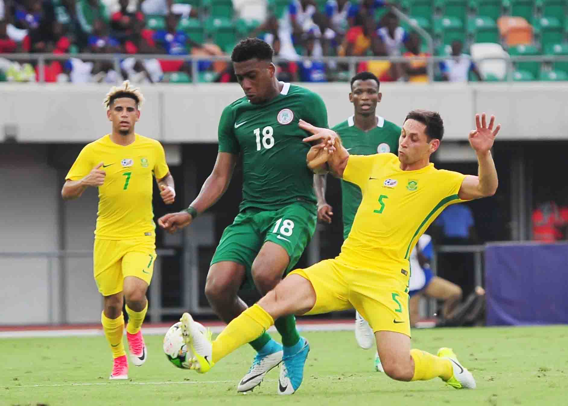 Ogba: Super Eagles Money For World Cup Qualifiers Ready