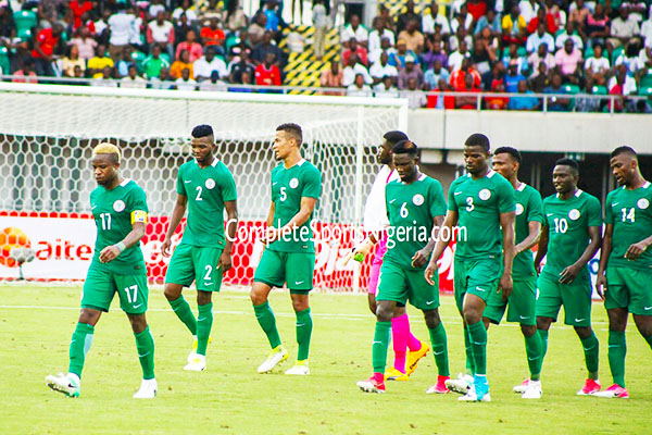Match Officials For Nigeria Vs Cameroon Expected In Uyo Next Week