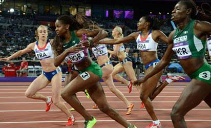 IAAF Worlds: ‎Team Nigeria Gets Outstanding Allowance