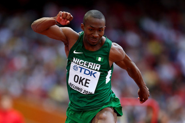 IAAF Set To Probe AFN After Oke's Doping Control Allegations