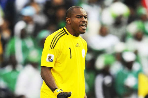 NFF, Troost-Ekong Celebrate Enyeama AT 35