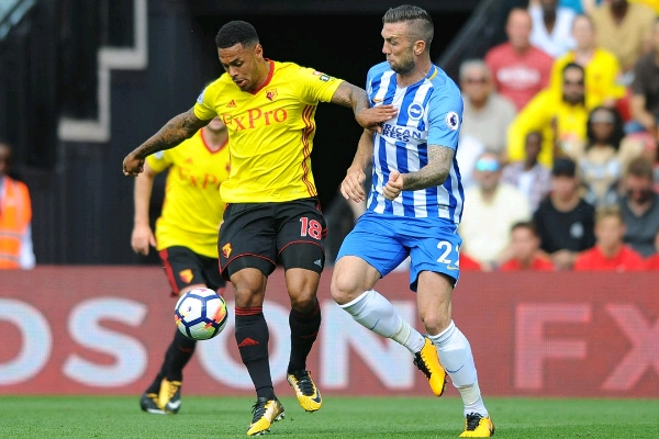 Success Benched As 10-Man Watford Hold Brighton; Newcastle Claim First Win
