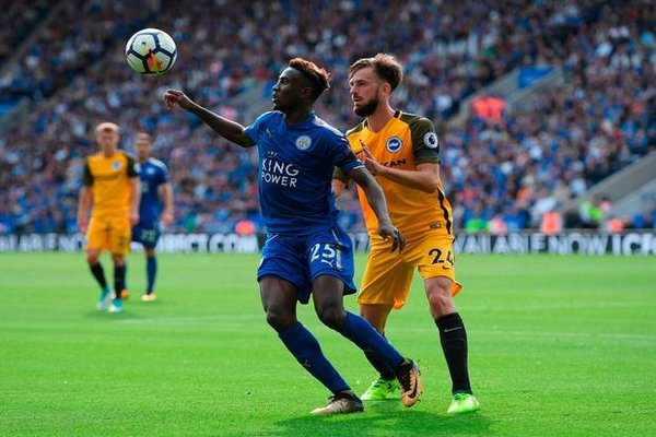 ‎Ndidi Happy Leicester Won First Home Match Of Season Vs Brighton