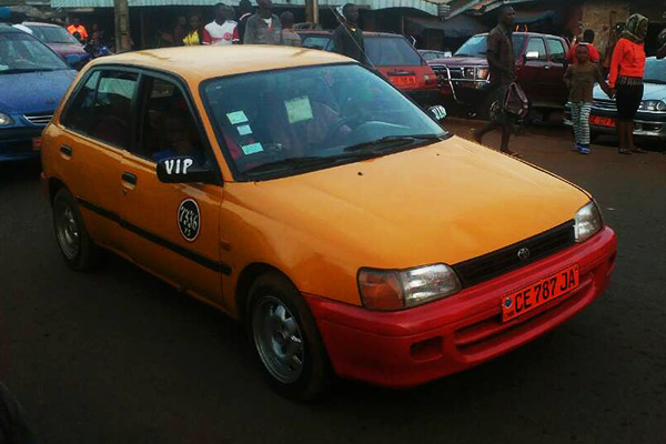 YAOUNDE: 'Danfo' Drivers, P Square, Other Tales
