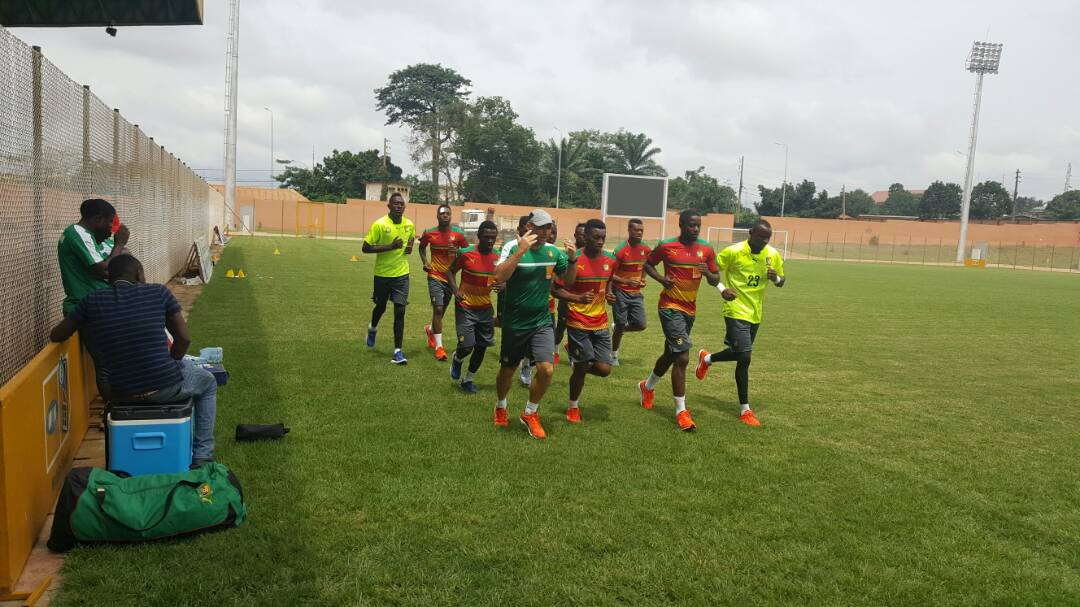 Cameroon Open Yaounde Camp With Nine Lions