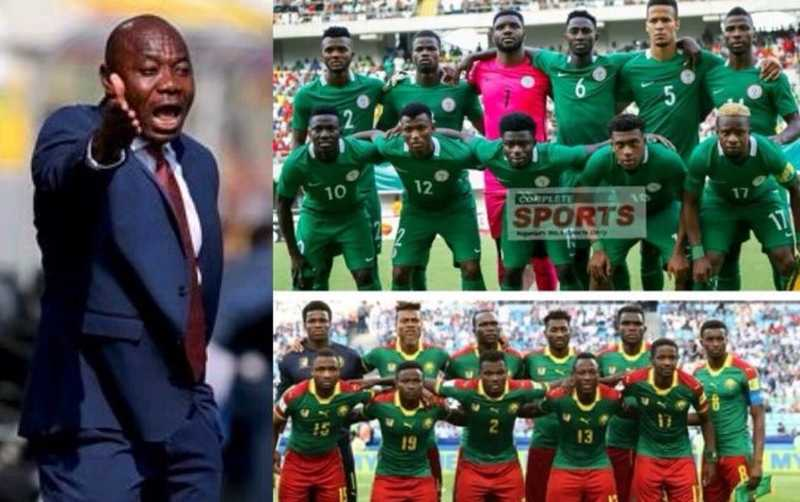 Amuneke: Happy Rohr Invited Physically Built Players With Experience, Pace For Cameroon Match