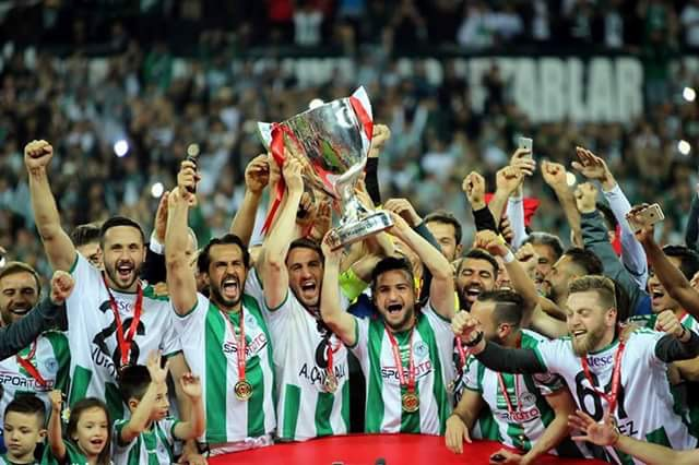 Ezekiel Debuts As Konyaspor Edge Besiktas To Claim First Ever Turkish Super Cup