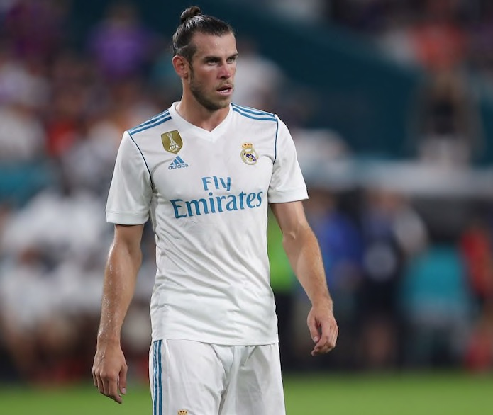 Zidane Replies Mourinho: Bale Remains Real Madrid Player, Not For Sale
