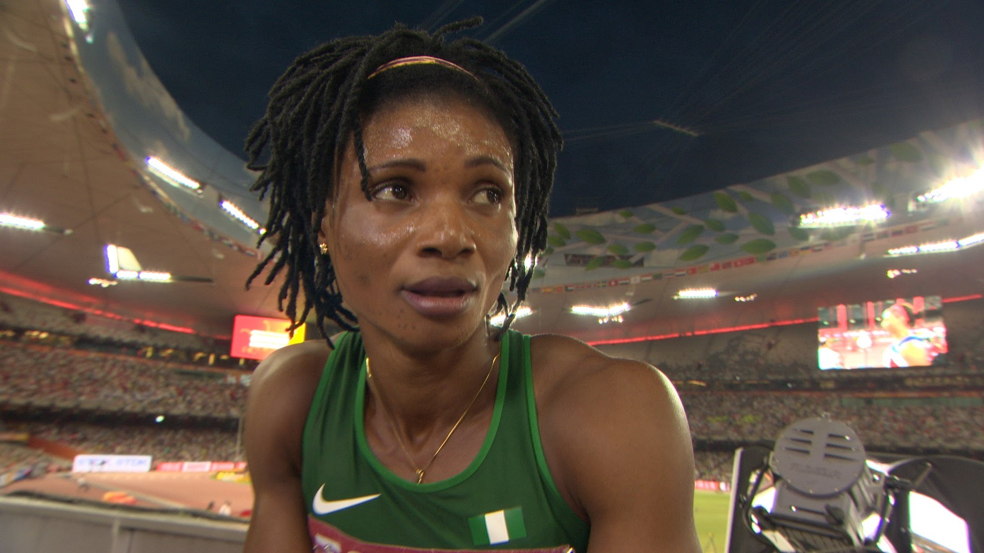 IAAF Worlds: Nigerian 400m Trio Crash Out, Nathaniel Gets Tough Semis Draw