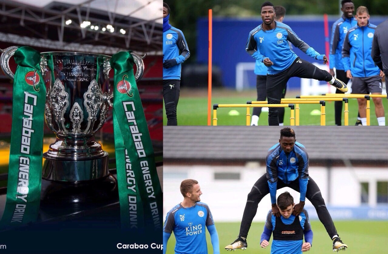 Iheanacho, Ndidi, Musa, Success Set For Carabao Cup Battles As Leicester, Watford Get Tricky Draws; Aluko's Fulham Too