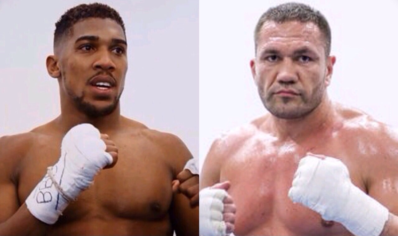 Joshua Faces Bulgarian Boxer Pulev In IBF Bout After Klitschko Retirement