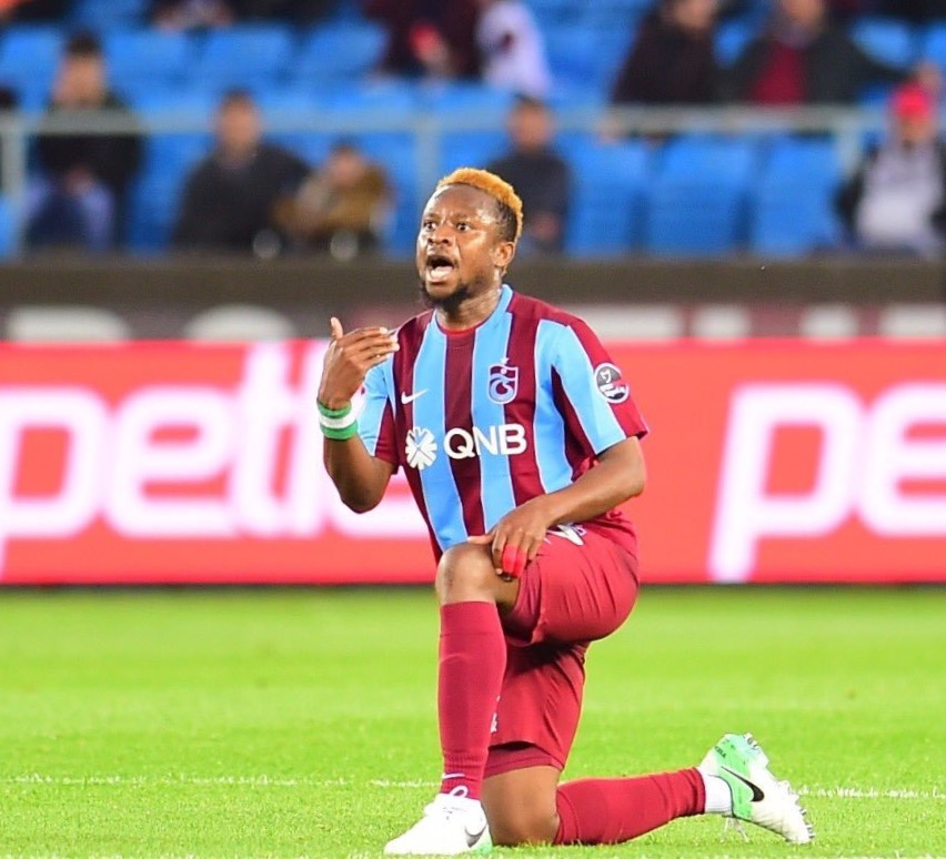 Onazi Subbed Off After 45 Minutes, Nwakaeme Benched As Trabzonspor Draw At Home