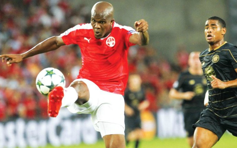 Be'er Sheva's UCL PlayOffs Spot Excites Nwakaeme