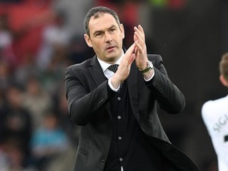 Swansea Boss Clement: We're Confident, Ready For Man United Clash