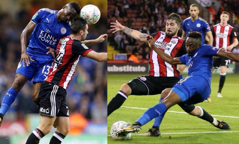 Shakespeare Hails Persistent Musa's Performance In Leicester Win Vs  Sheffield
