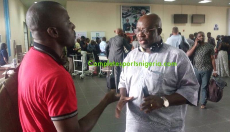 NFF: We Have Done Everything Possible For Eagles Victory Vs Cameroon