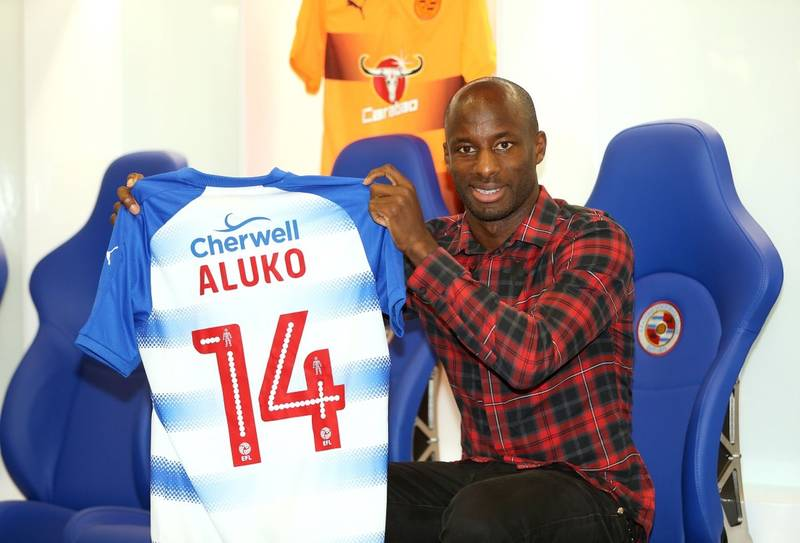Reading Sporting Director: Aluko Will Bring Quality Into Our Team