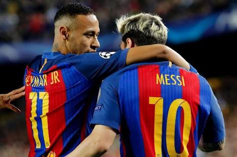 Messi Confirms Neymar's Barca Exit With Goodbye Message