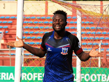 Ekpo: Lobi's Okpotu Good For Cameroon Clash Despite CHAN Eagles Snub