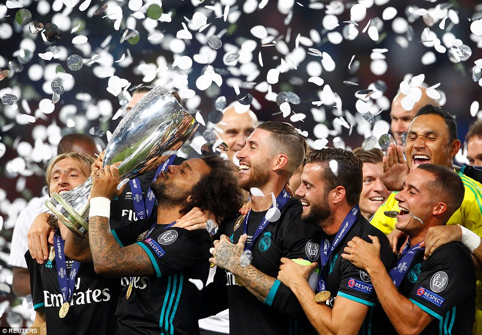 Zidane: Real Madrid Want To Win More Titles