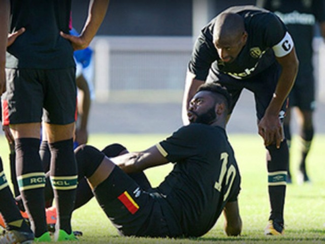 RC Lens Offer To Treat Injured Trialist Haruna Lukman