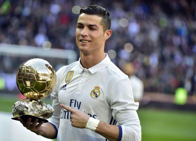 Zidane: Cristiano Ronaldo Is From Another Planet, He's World's Best Player