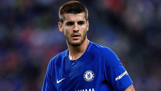 Pochettino Claims Morata Signed For Chelsea Because He Feared Kane Competition At Spurs