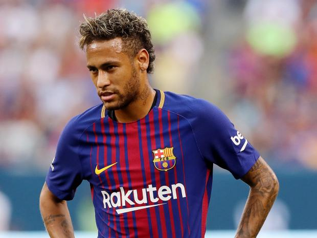 LA LIGA President Kicks Against Neymar's PSG Move, Threatens CAS Action