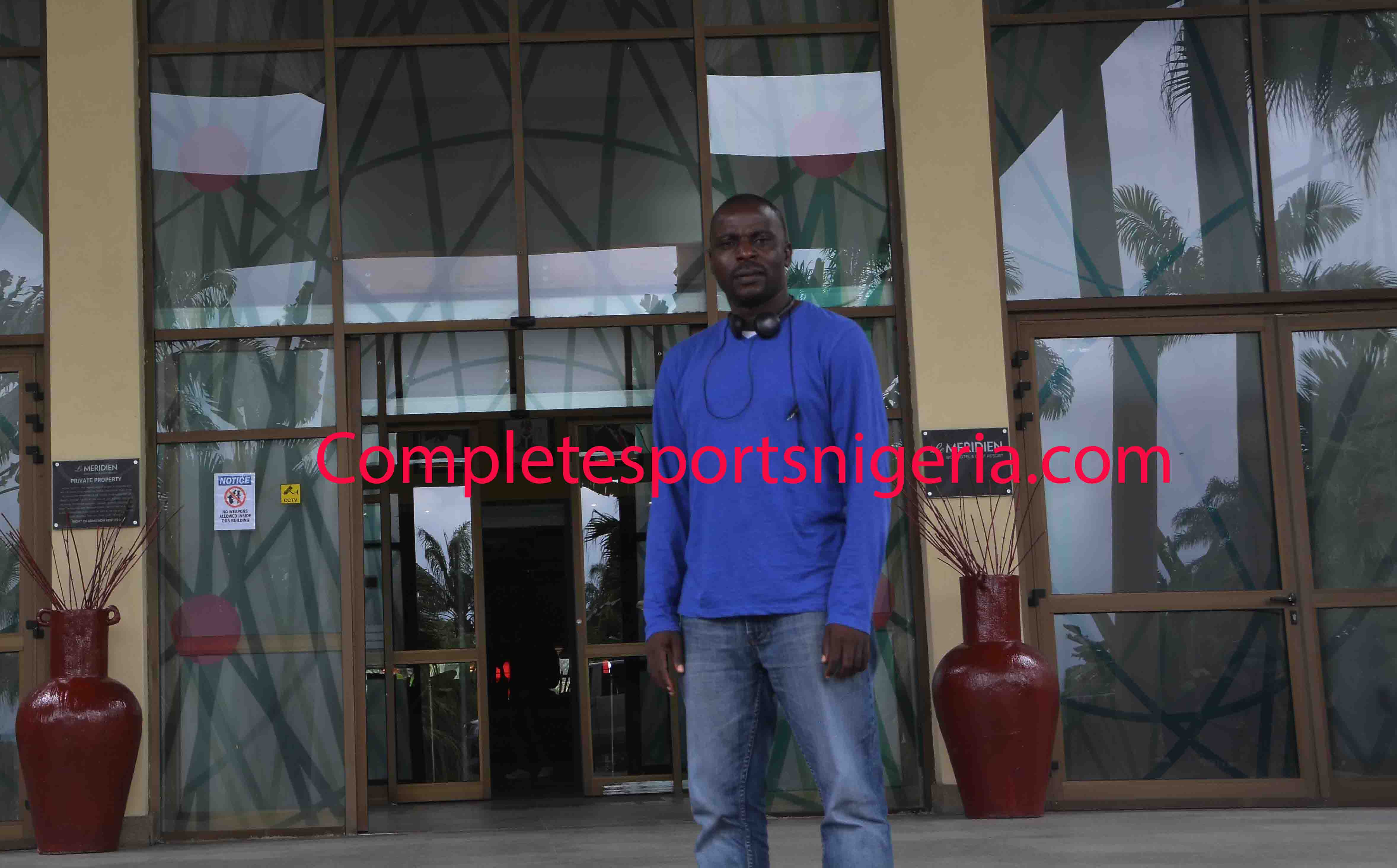 In Pictures: Inside The Super Eagles 5-Star Ibom Le Meridien Hotel