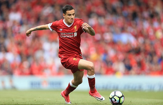 Barcelona Anxious To Close Coutinho Deal Ahead El-Clasico On Sunday